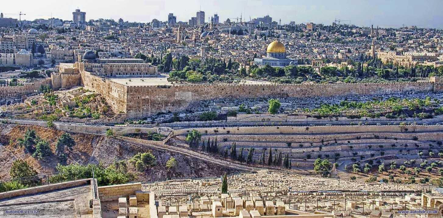 JerusalemHDR