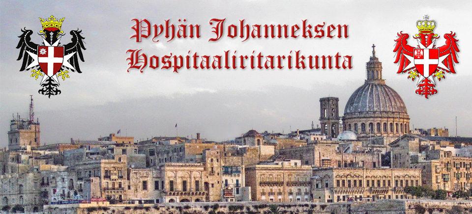 Pyhän Johanneksen Hospitaaliritarikunta